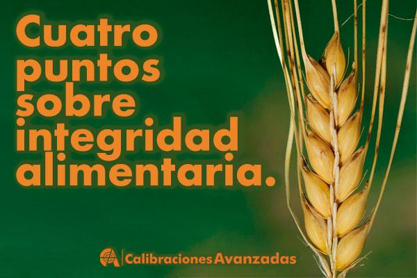 Integridad Alimentaria