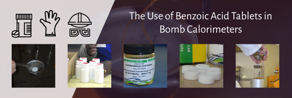 The Use of Benzoic Acid Tablets in Bomb Calorimeters