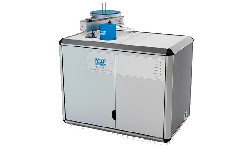 NDA 701 Analizador de Nitrógeno/Proteínas Dumas