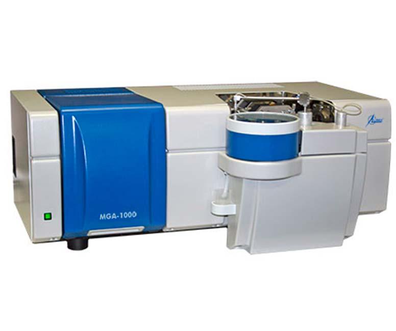 MGA-1000 ATOMIC ABSORPTION SPECTROMETER