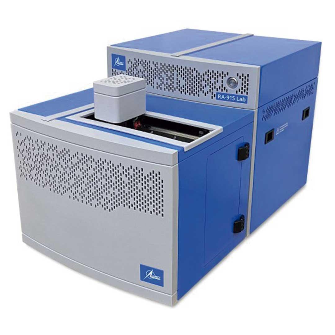 instrumentos analíticos lumex RA-915-LAB