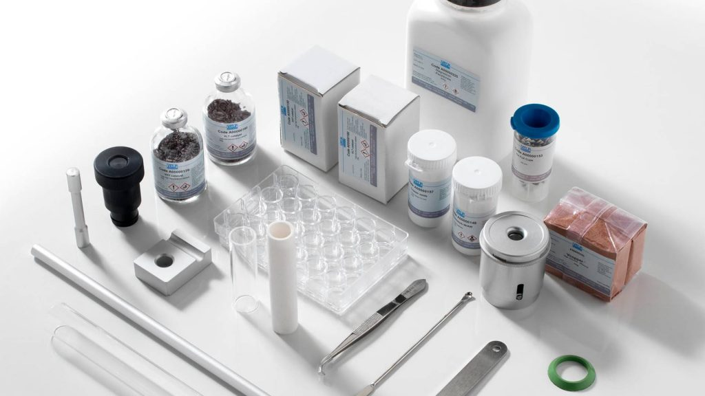 NDA 701 Analizador de Nitrógeno/Proteínas Dumas consumibles