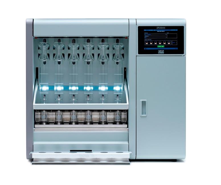 CalibracionesAvanzadas-Equipo-VELP_FIWE_Advance-
