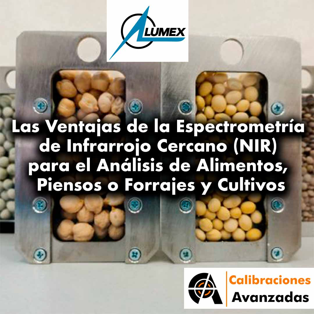 Las Ventajas de (NIR) para el Análisis de Alimentos y Cultivos – LUMEX